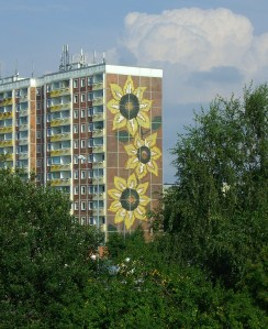 The real Sunflower Tower
