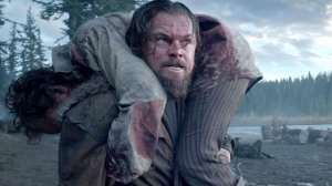 Leonardo DiCaprio for THE REVENANT