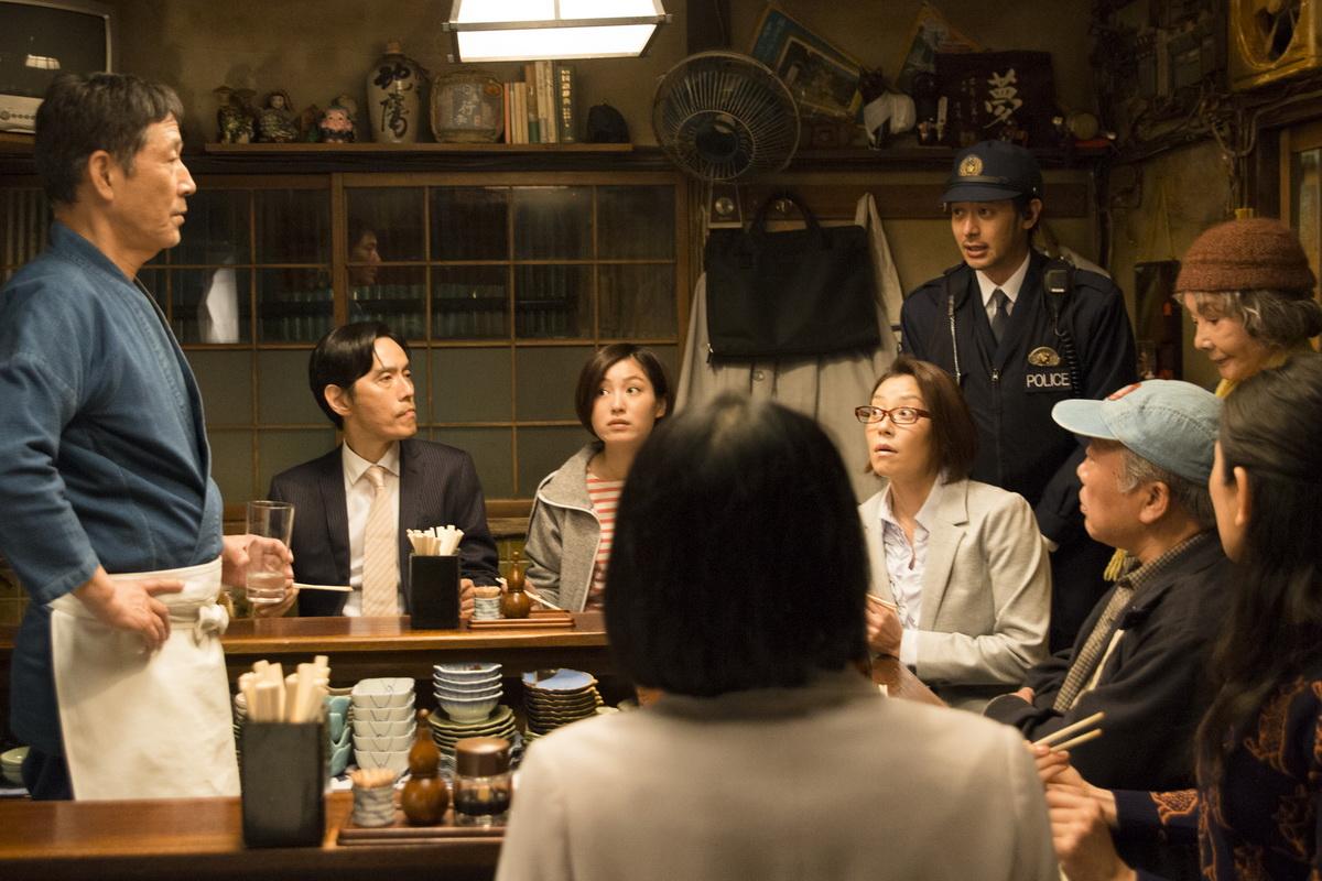 Movie Review Midnight Diner 2 深夜食堂2 Howard For Film