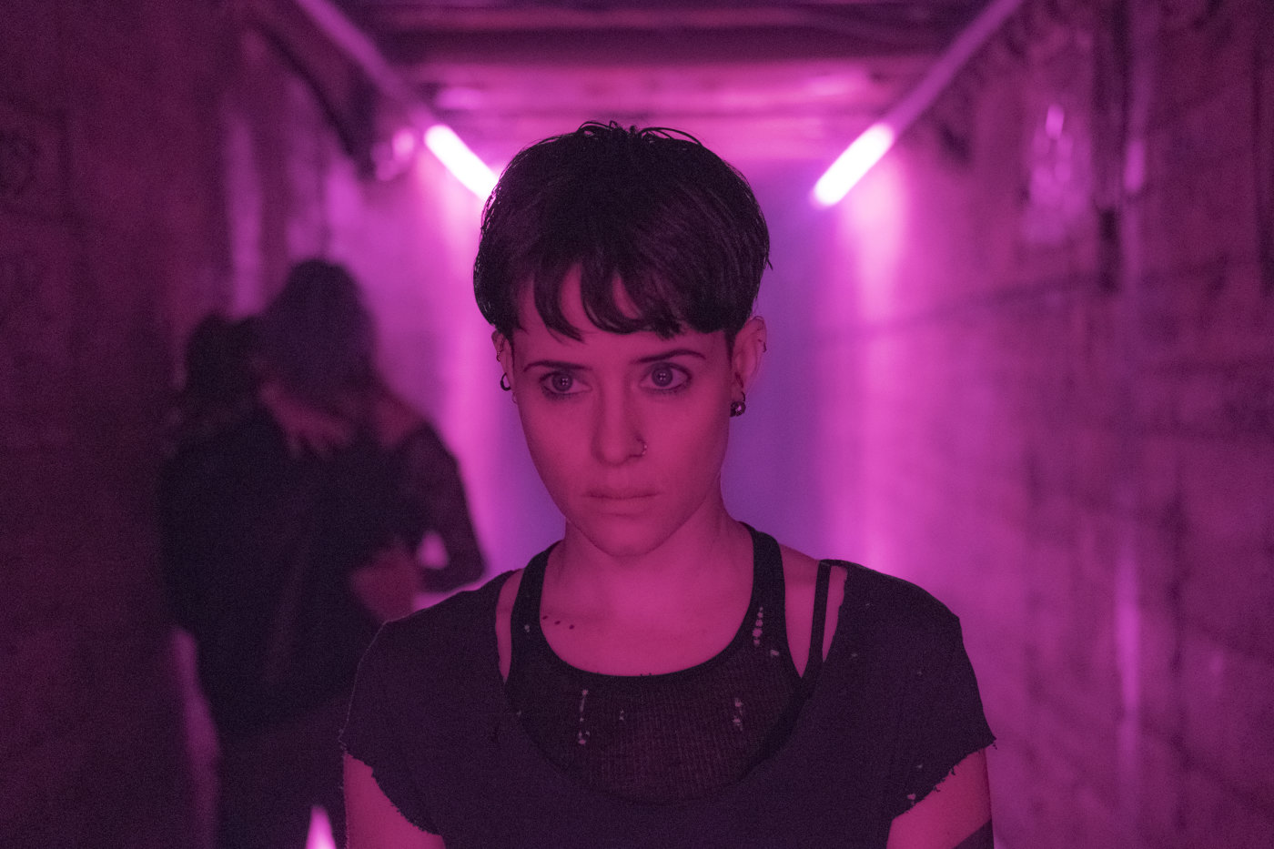 Movie Review: The Girl in the Spider's Web