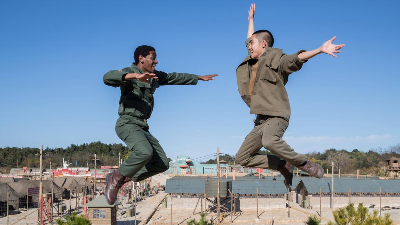 Movie Review: Swing Kids (2018) (스윙키즈)
