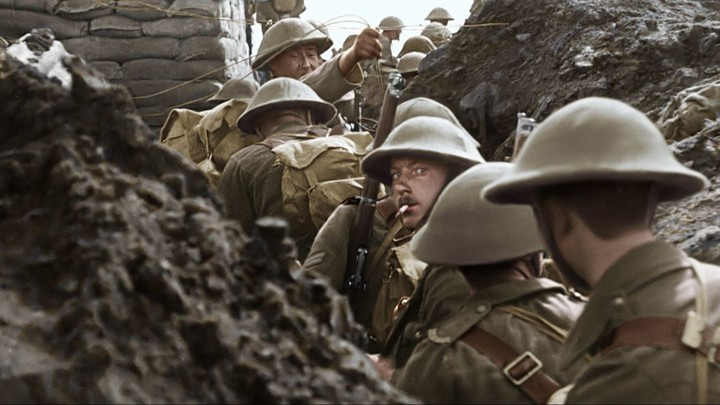 Movie Review: They Shall Not Grow Old