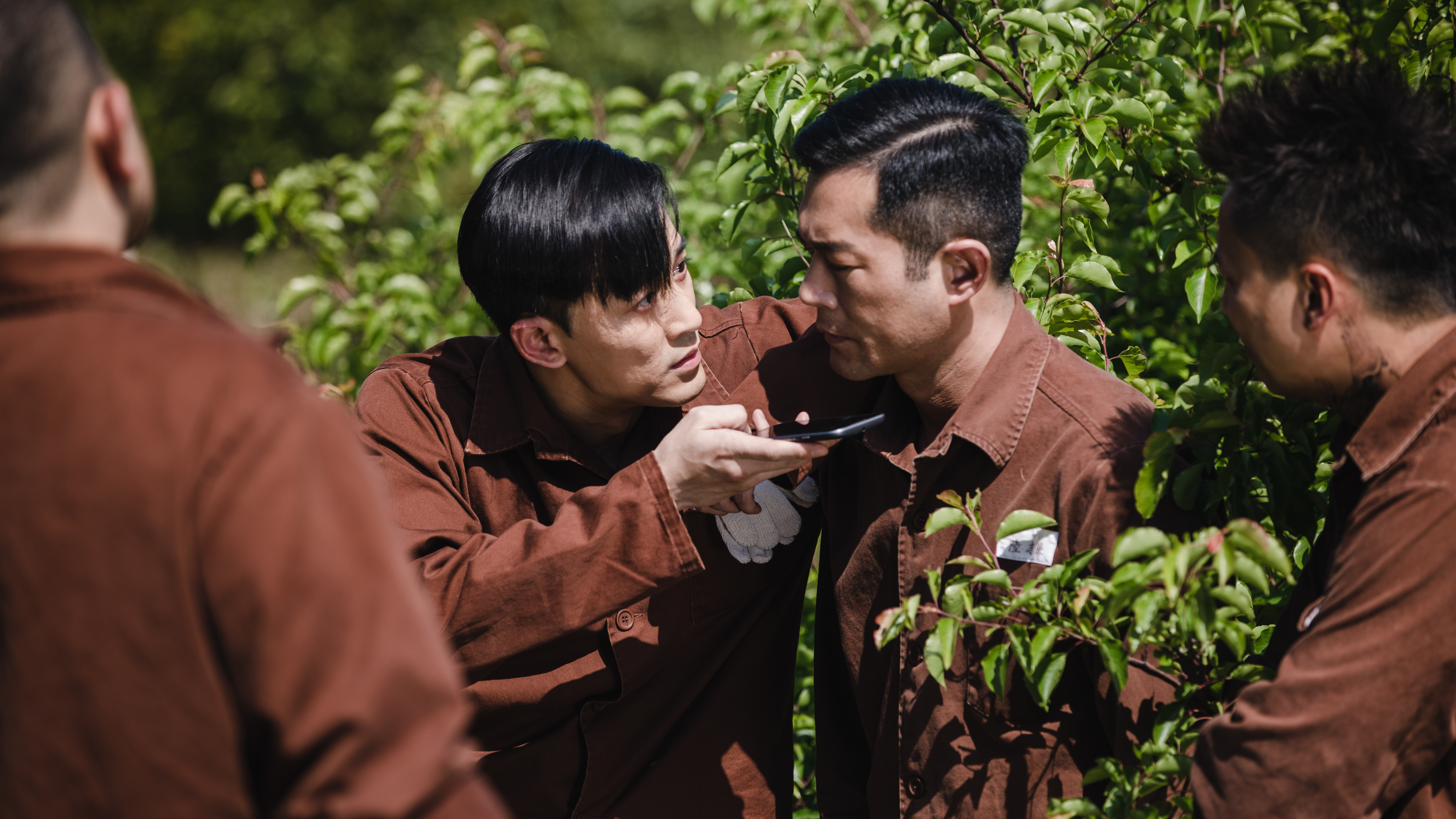 Movie Review: P Storm (P風暴)