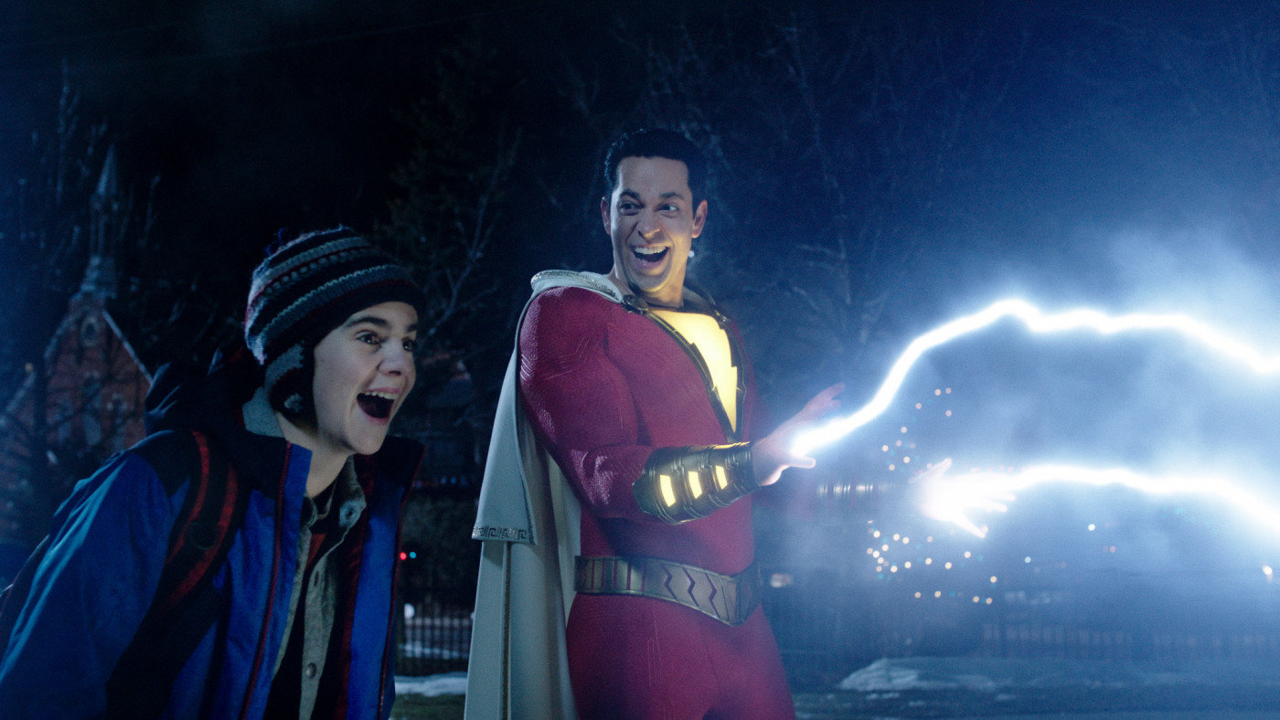 Movie Review: Shazam! (Spoiler-free)