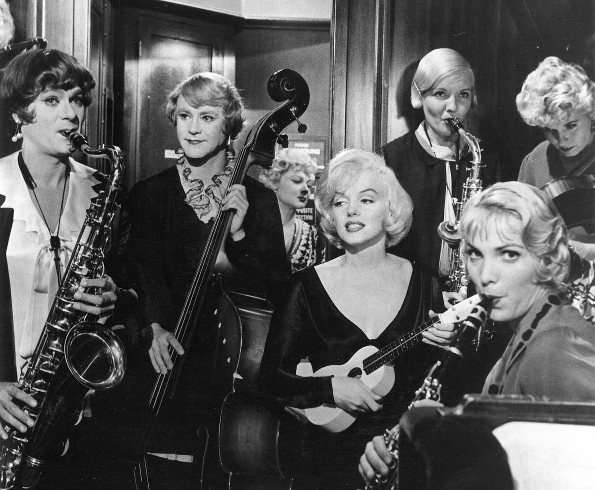 Looking Back: Some Like It Hot (1959)