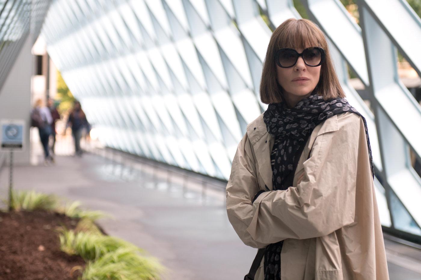 Movie Review: Where'd You Go, Bernadette