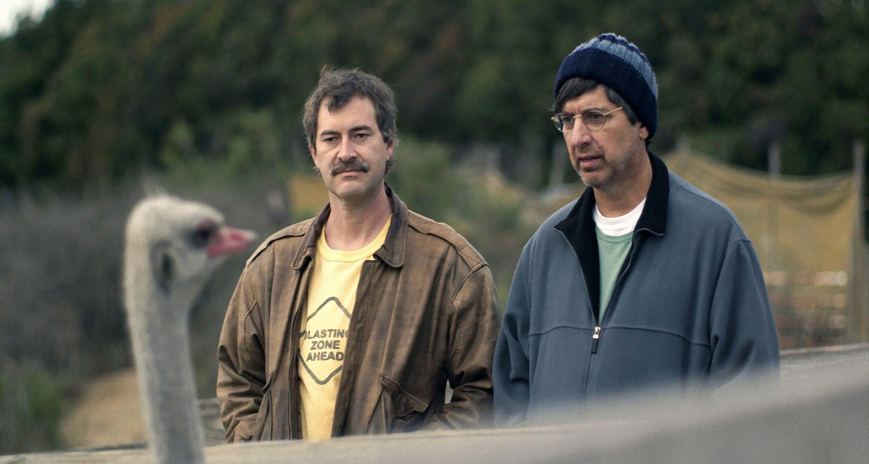 Movie Review: Paddleton